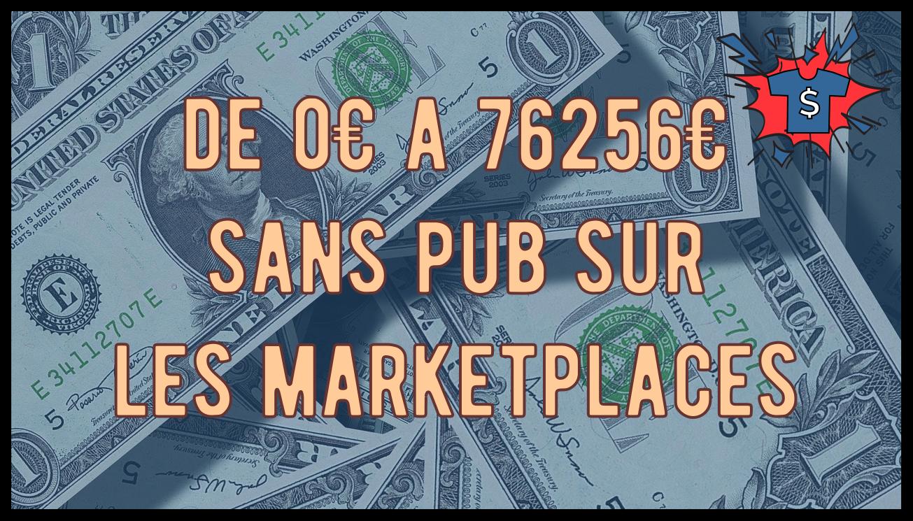 Gagner de l'argent en ligne - Vendre des t-shirt.fr